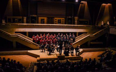 La Création de Joseph Haydn à la Fondation Gianadda en mars 2018