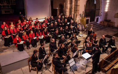 La Création de Joseph Haydn à la Cathédrale de Sion en avril 2018